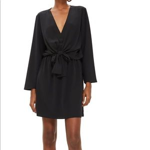 Topshop Tiffany Knot Dress- NEW WITH TAGS!
